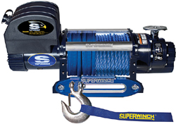 Superwinch Talon 9,5 SR (Met liertouw)