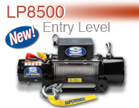 De Superwinch LP8500