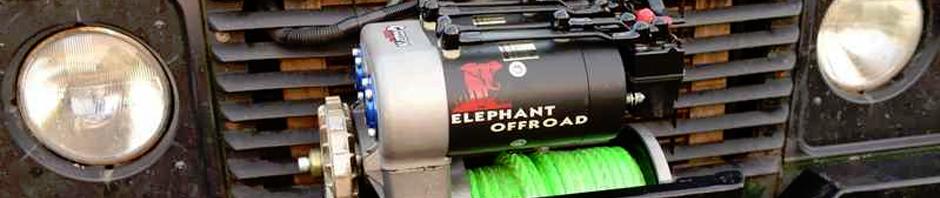 Elephant off Road Equipment | Easterein (Frl.)